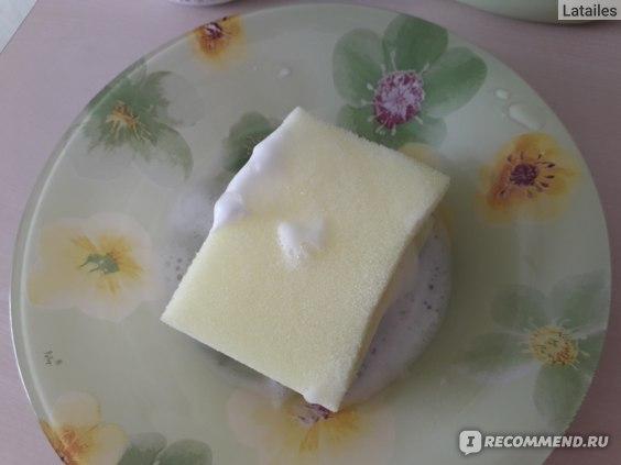 Жидкость для мытья посуды PIPPER STANDARD с ароматом лимона