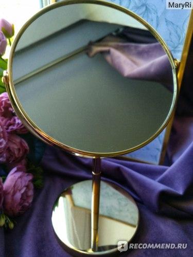 Зеркало Fix Price настольное Арт: 5932044 - отзыв