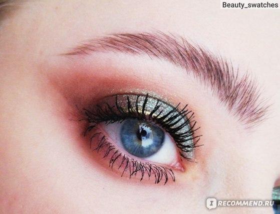 Жидкие тени для век Relouis / Релуи PRO sparkle liquid eyeshadow фото