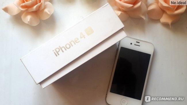 Смартфон Apple iPhone 4S фото