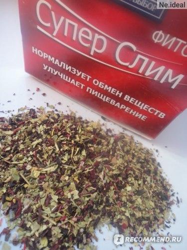 FITERA Чай  для похудения Супер Слим фото
