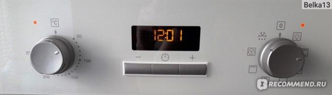 Электрический духовой шкаф Electrolux EZB55420AW фото