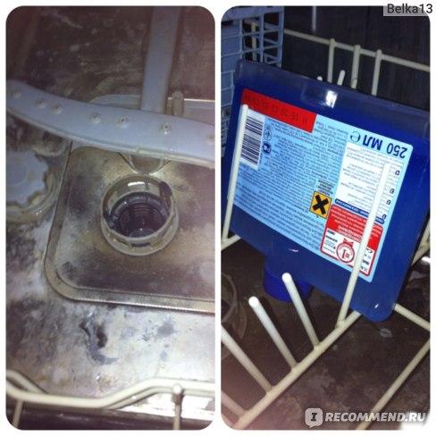 Средство для чистки посудомоечных машин Finish  фото