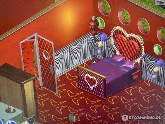 Интерьер из The Sims