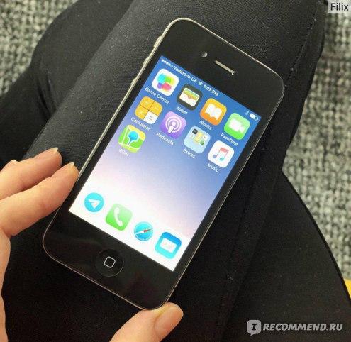 А ведь однажды iPhone 4 было для меня пределом мечтаний
