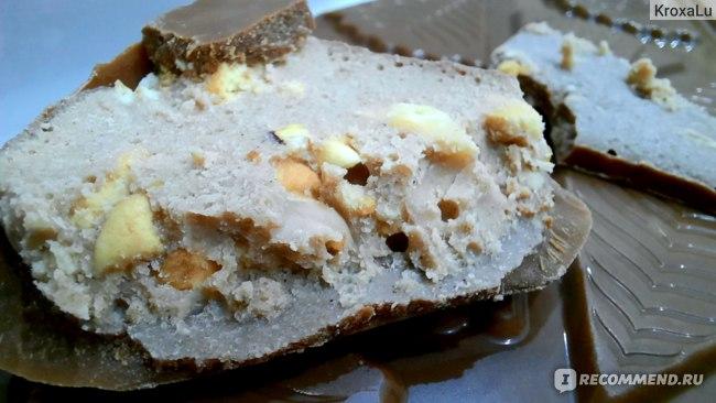 Молочный шоколад Alpen Gold Ореховый торт фото