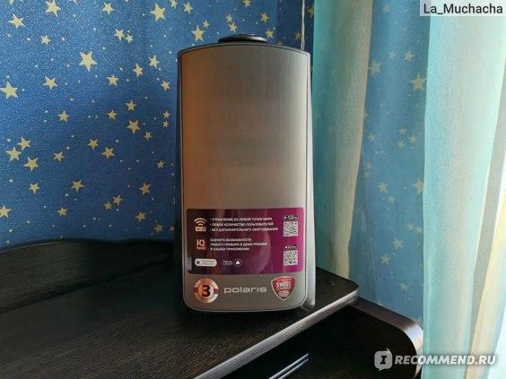 Ультразвуковой увлажнитель воздуха Polaris PUH 9105 фото