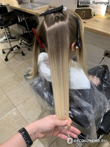 Вот так у меня обычно отрастают волосы за 5 месяцев