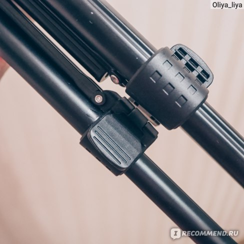 Aliexpress Tripod YUNTENG 5208 Aluminum Tripod with 3-Way Head & Bluetooth Remote Photo Clip for Camera Phone