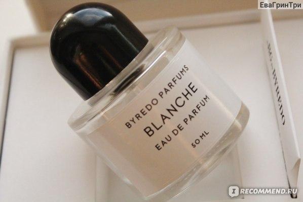 Byredo Blanche фото