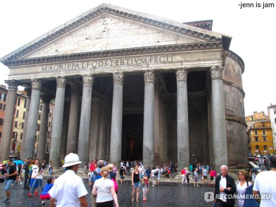 Италия, Рим фото