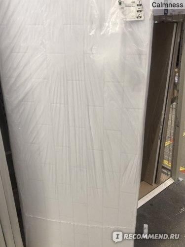 Стеновая панель с рисунком под плитку