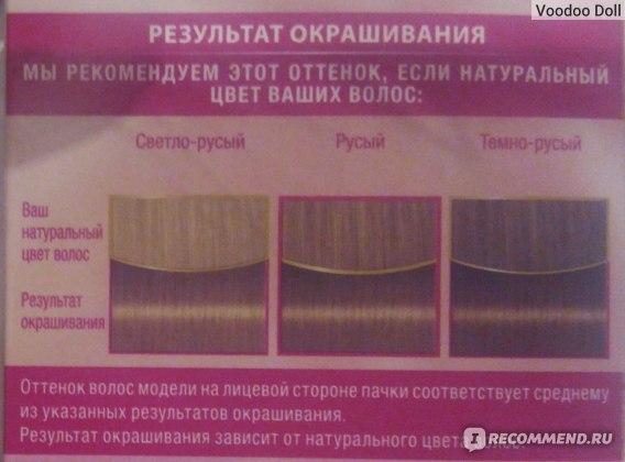 Стойкая крем-краска Palette Perfect care Роскошный уход без аммиака фото