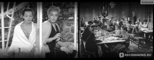 Дьяволицы /Les diaboliques (1955, фильм) фото