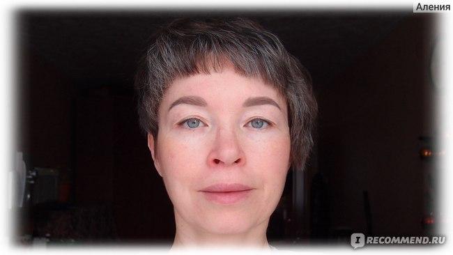 Перманентный макияж губ - ДО процедуры