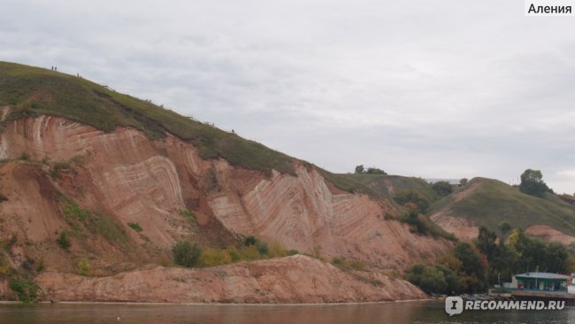 Тетюши - красный берег