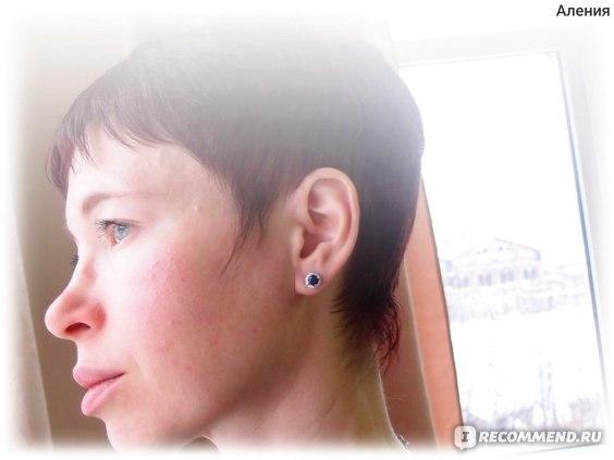 "Серьги ООО ""Аквамарин"" Серебро 925 пробы 42884Б  фото"