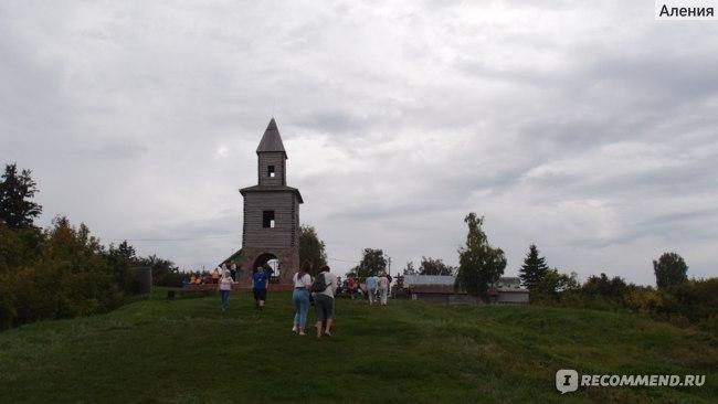 Гора Вшиха и смотровая башня