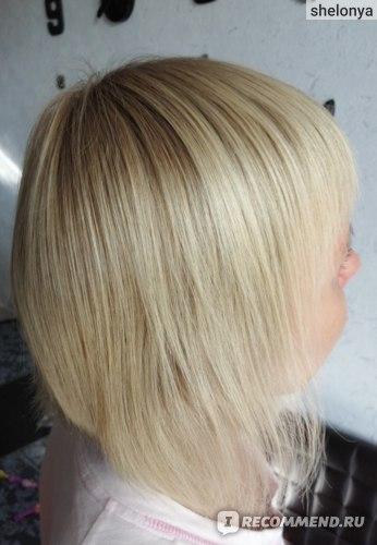 Бальзам для волос Gliss kur Bio Tech регенерация фото
