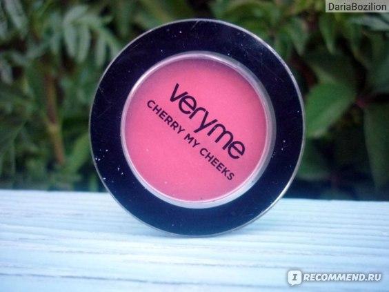 Румяна Oriflame Very Me Cherry My Cheeks  фото