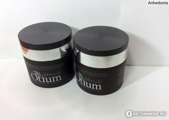Маска для волос Estel OTIUM Miracle восстанавливающая фото