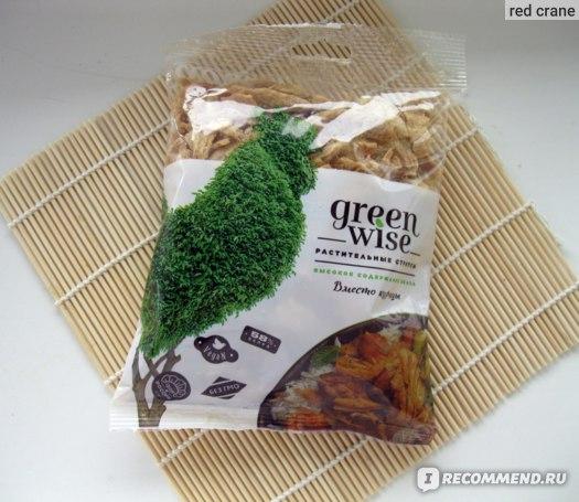 Растительные стрипсы Greenwise Вместо курицы фото