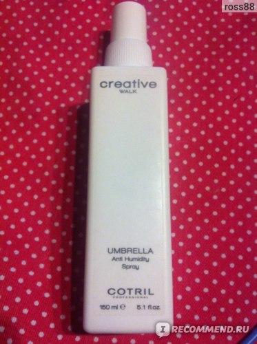 Спрей для волос Creative walk Umbrella Anti Humidity Spray фото