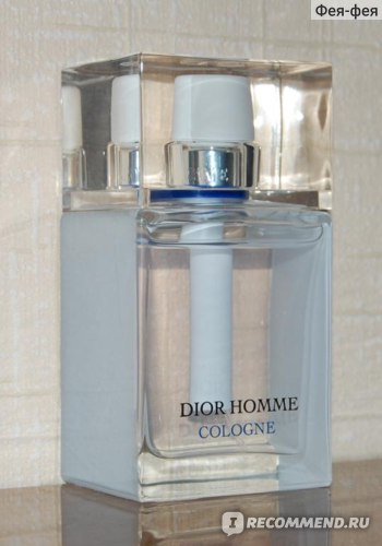 Dior Homme Cologne фото