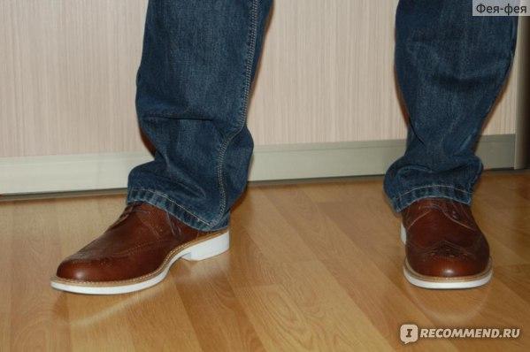 Туфли Ecco BIARRITZ  фото