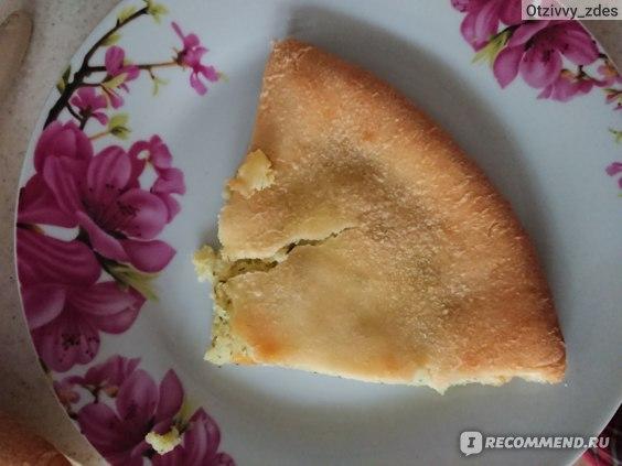 "Пирог Ермолино ""SLOZZA"" с картофелем и зеленью"
