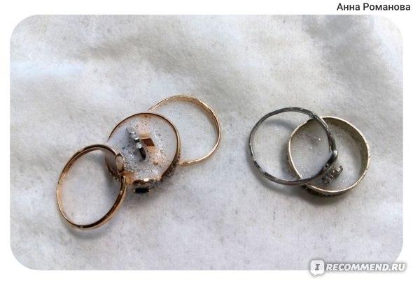 Средство для чистки ювелирных изделий Sunlight Jewelry Cleaner фото