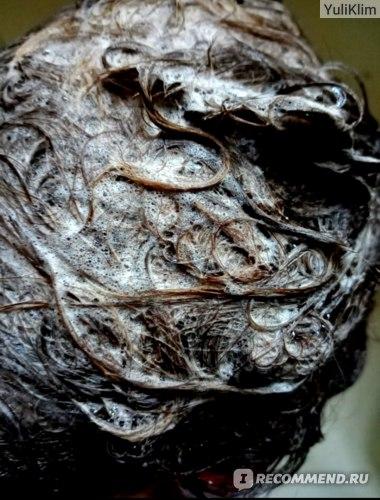 Шампунь Likato Professional RECOVERY структурное восстановление для ослабленных и поврежденных волос фото