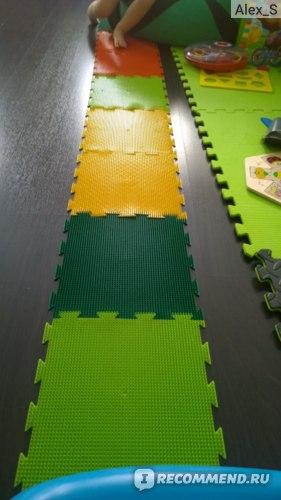 Ортопедический коврик ОРТО Трава фото