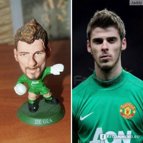 Давид де Хеа/David de Gea (фирмы Soccer Starz)