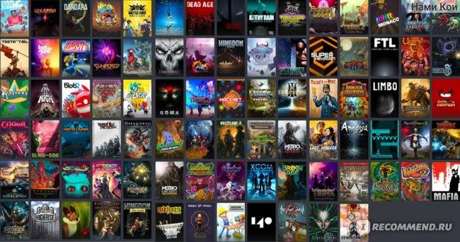 Игры, которые предоставляет Discord Nitro на данный момент