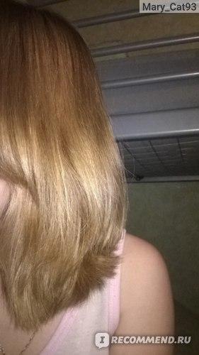 Обычное состояние волос