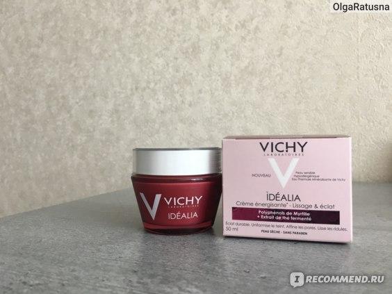 Крем для лица Vichy  Idealia Cream Dry Skin фото