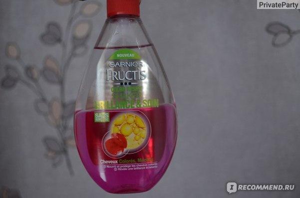 Масло для волос Garnier Fructis Color Resist Shaker фото