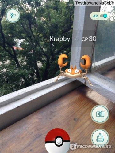 На балконной раме.