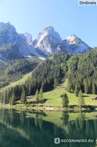 Виды вокруг озера