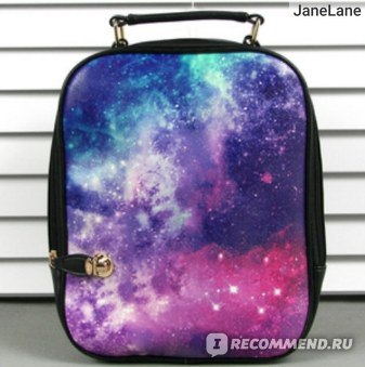 Рюкзак Aliexpress Galaxy backpack фото