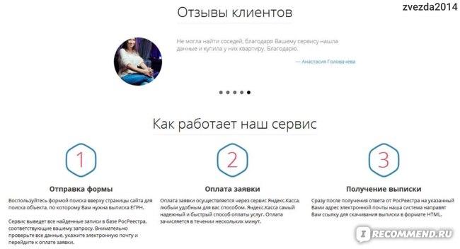 Сайт vupiska.ru фото