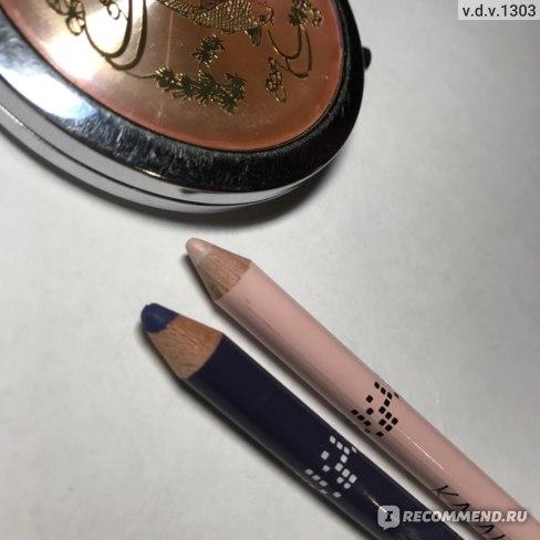 Карандаш для глаз Vitex Kajal Pencil Ultra Soft Intense Color фото