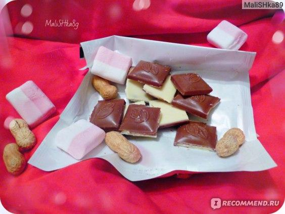 Шоколад Россия щедрая душа С кокосом и вафлей фото