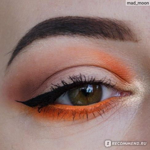 Карандаш для век гелевый Lamel Professional Oh My color gel eye liner  фото