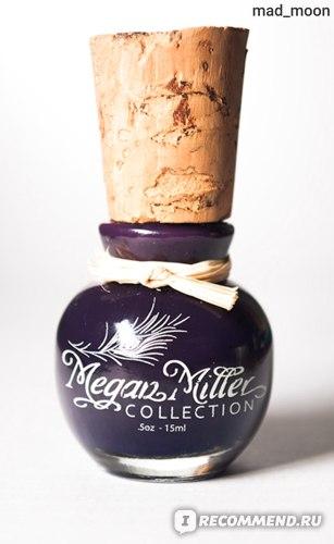 Лак для ногтей Megan Miller Collection фото