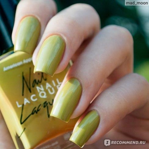 Лак для ногтей American Apparel  Nail Lacquer  фото