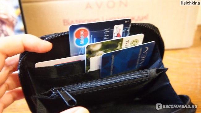 Женский кошелек Avon Лекса фото