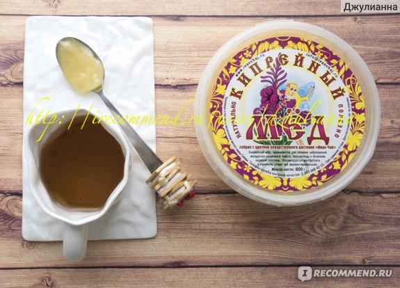 Мёд Российские традиции Кипрейный фото