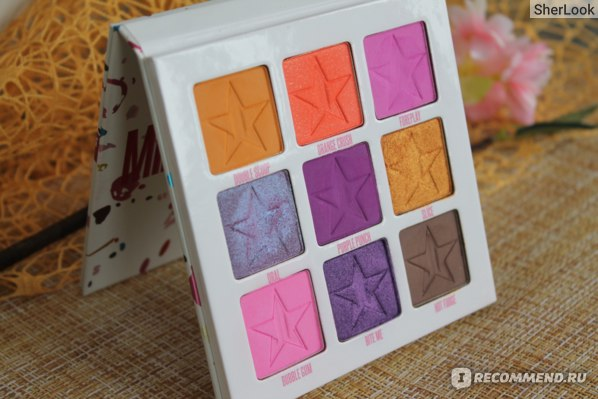 Jeffree Star Cosmetics Mini Breaker Eyeshadow Palette